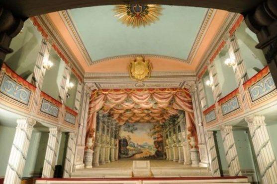Zámecké divadlo v Litomyšli