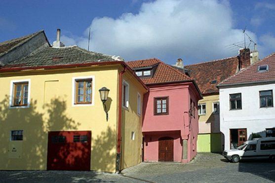 Třebíč - Židovská čtvrť
