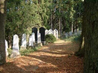 Židovský hřbitov v Třebíči
